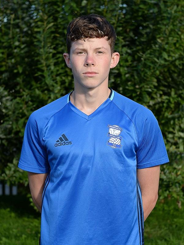 Mitchell Roberts - defender - U18s