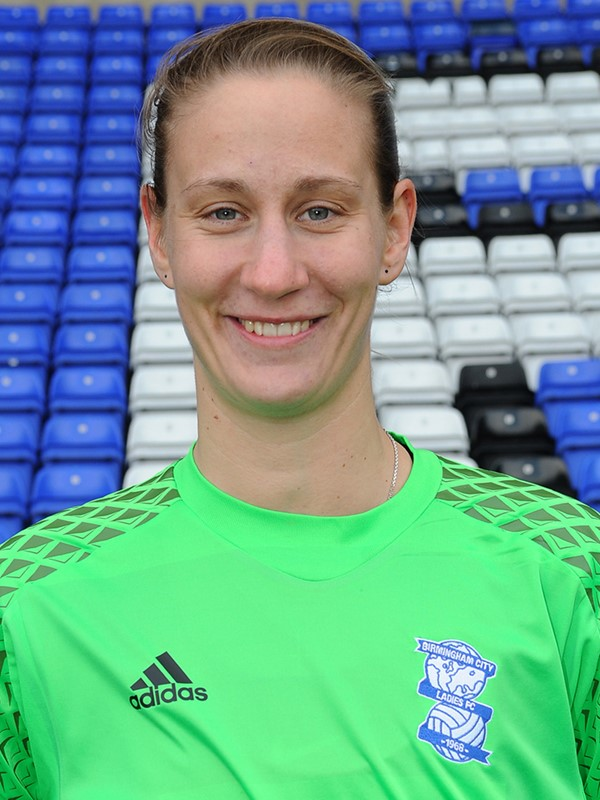 30 - Ann-Katrin Berger - goalkeeper - Ladies