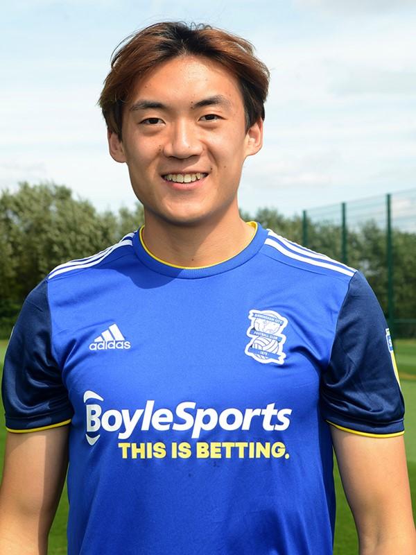 Bernard Sun - midfielder - U23s