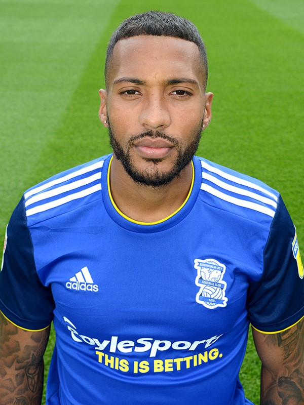 26 - David Davis - midfielder - Men's