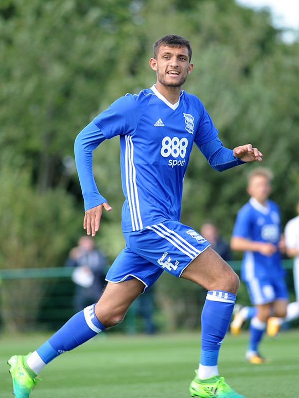 38 - Jack Storer - midfielder - First Team
