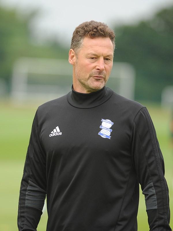Paul Groves - first team coach - First Team