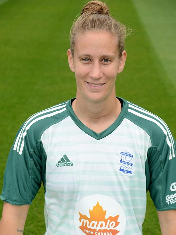30 - Ann-Katrin Berger - goalkeeper - Women's Team