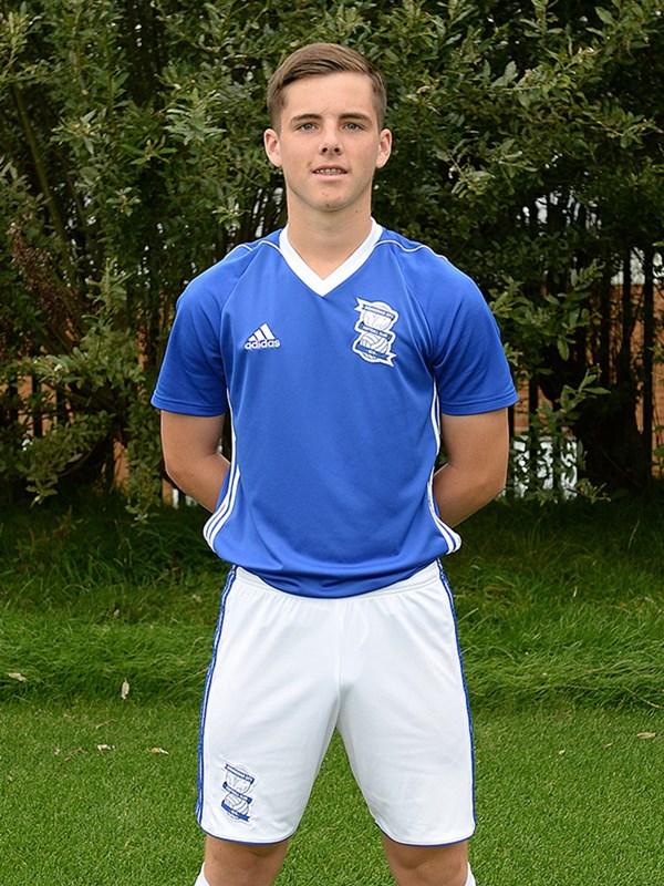 Ryan Burke - defender - U18s
