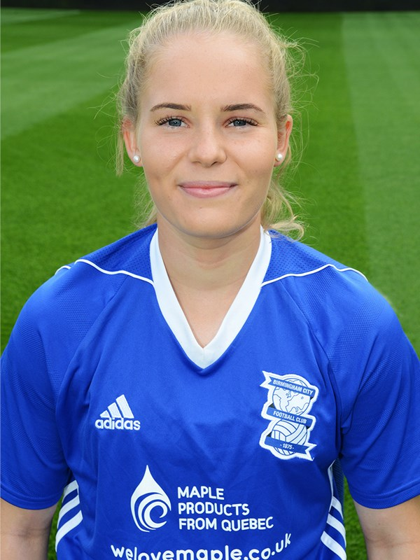 18 - Connie Scofield - midfielder - Ladies