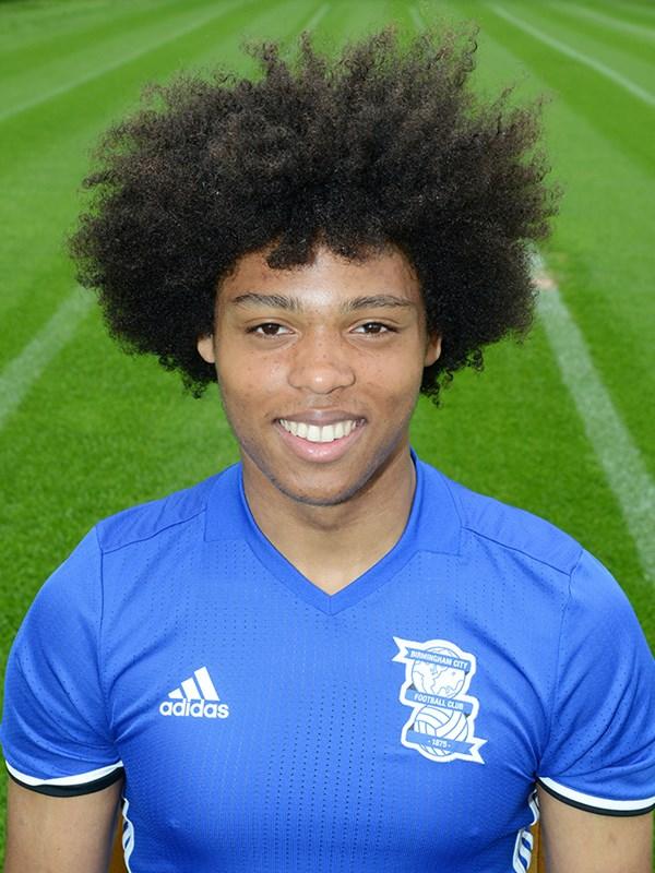 Leo Brown - forward - U18s