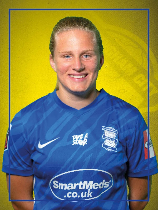 30 - Gemma Lawley - defender - Women's