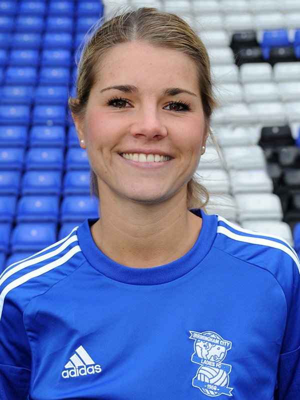 11 - Andrine Hegerberg - midfielder - Ladies
