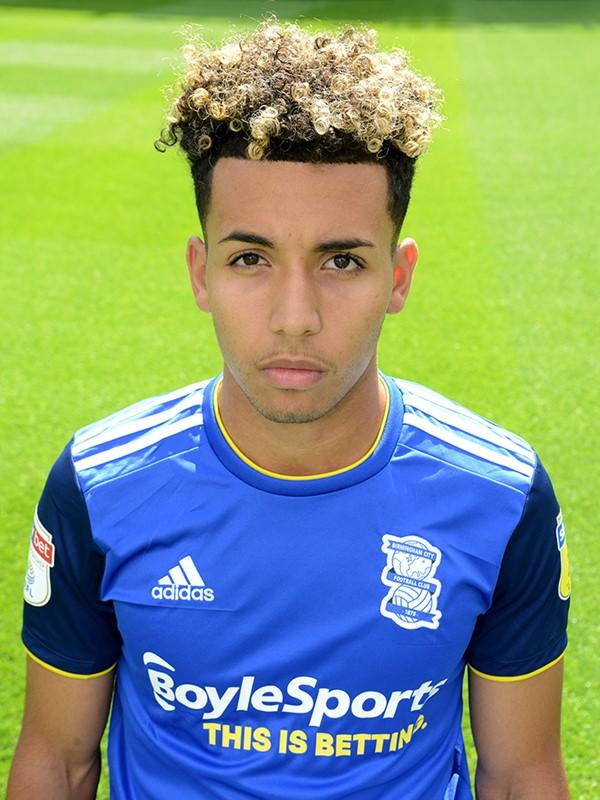 37 - Odin Bailey - midfielder - Men's