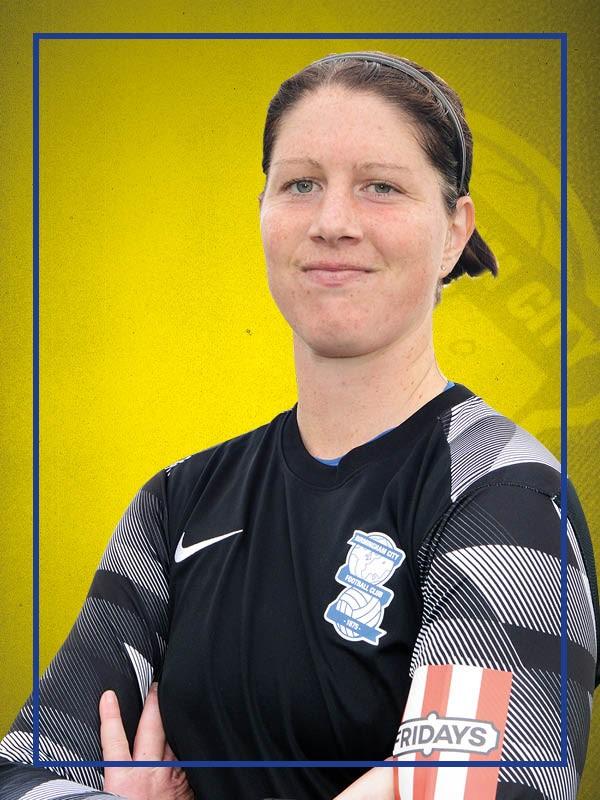1 - Marie Hourihan - goalkeeper - Women's