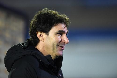 Blues Head Coach Aitor Karanka.