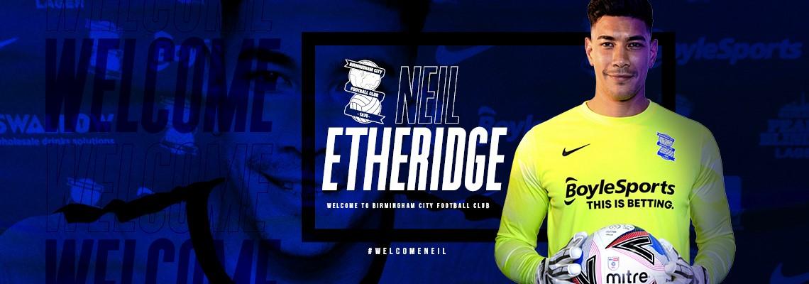 Blues sign Etheridge