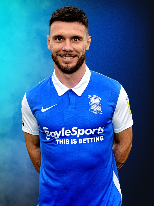 9 - Scott Hogan - forward - Men's