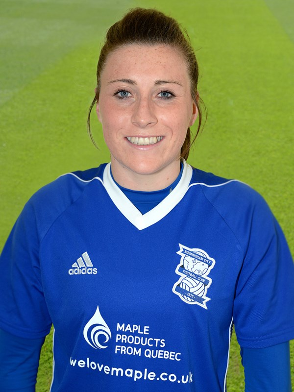 27 - Lucy Quinn - forward - Ladies