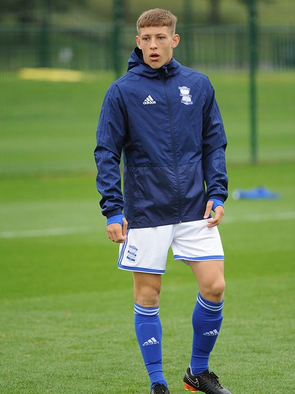 Ben McLean - midfielder - U23s