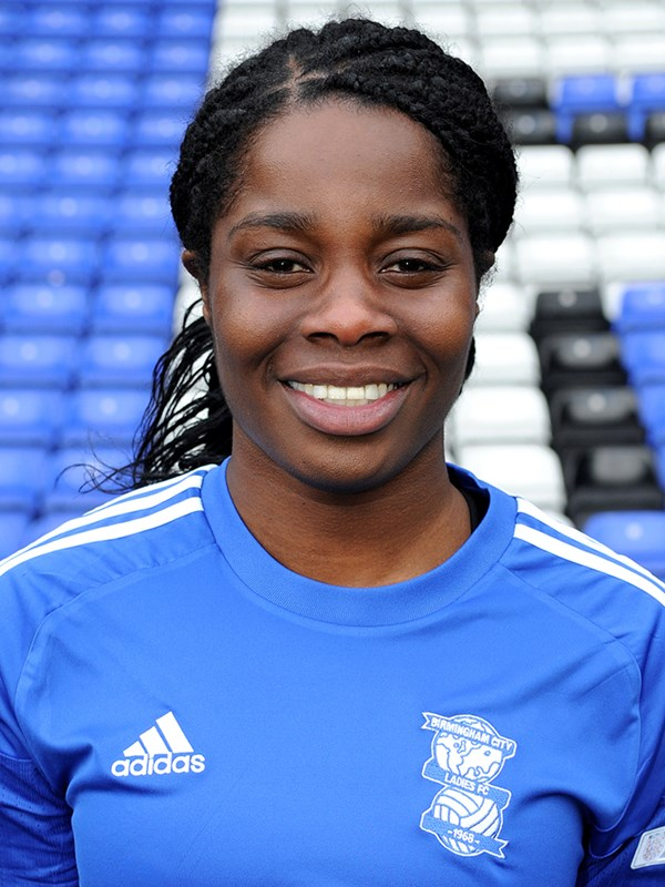 7 - Freda Ayisi - forward - Ladies