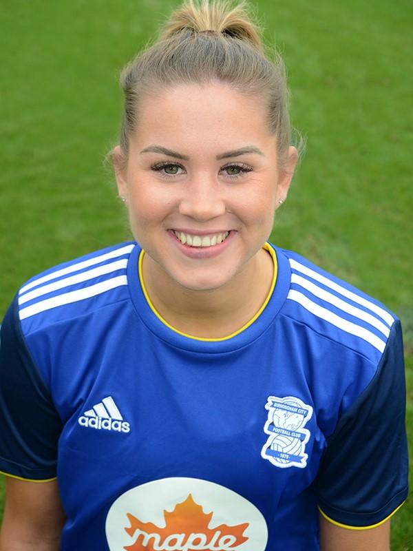 16 - Georgia  Brougham - defender - Women's