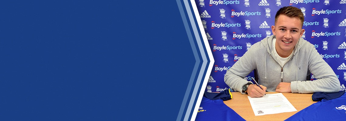 Midfielder Caolan Boyd-Munce