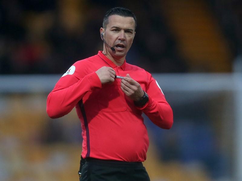 Referee Dean