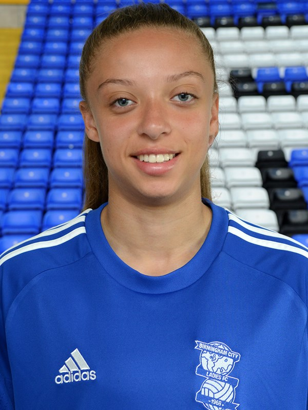 24 - Sian Johnson - defender - Ladies