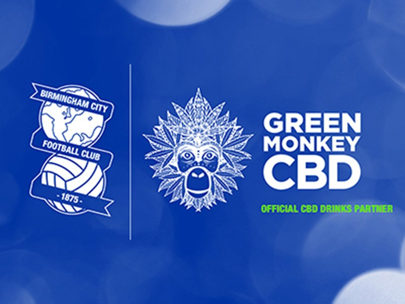 Blues announce partnership with Green Monkey CBD