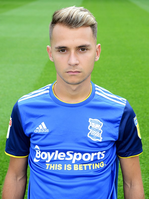 17 - Francisco José Villalba Rodrigo - midfielder - Men's