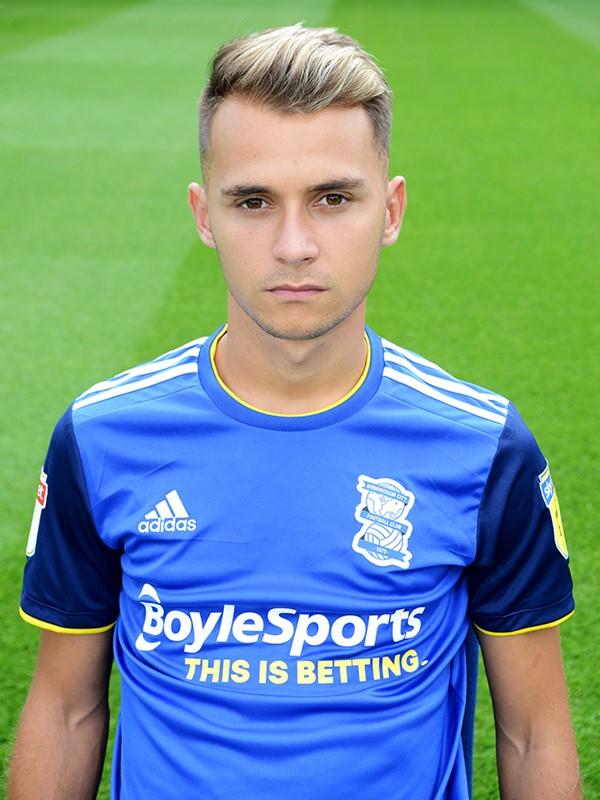 17 - Francisco José Villalba Rodrigo - midfielder - Men's