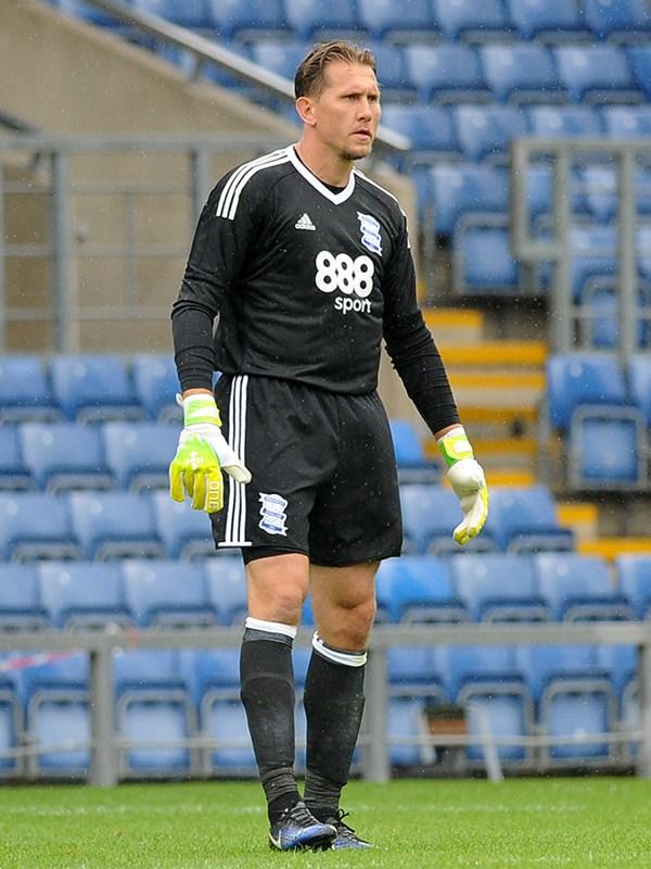 29 - Tomasz Kuszczak - goalkeeper - First Team