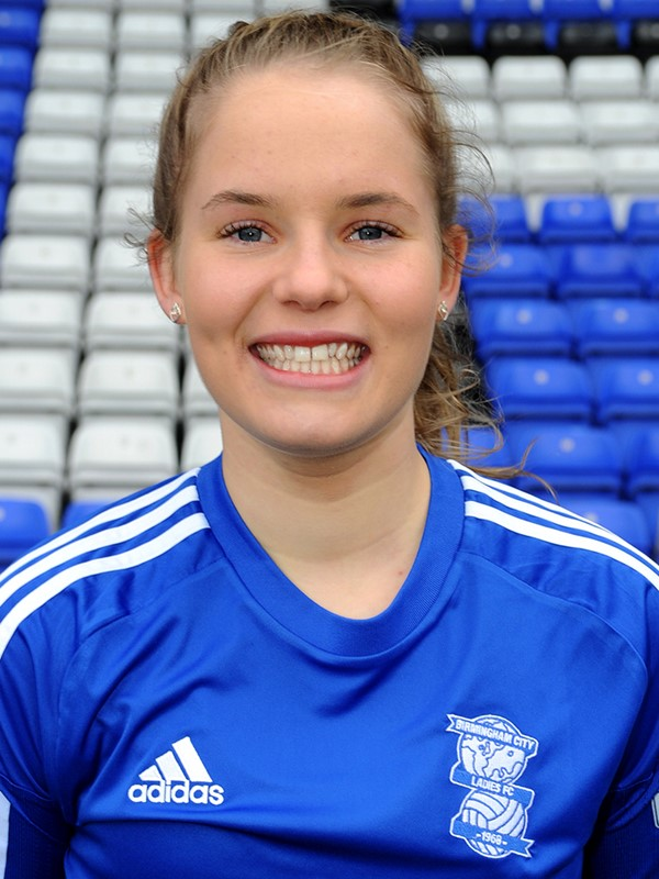 18 - Connie Schofield - midfielder - Ladies