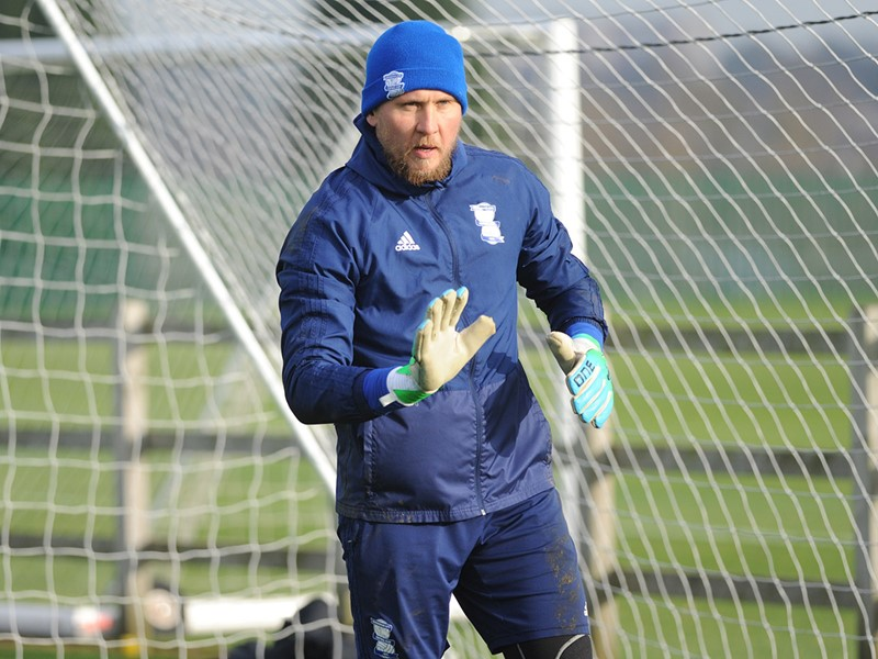 Tomasz Kuszczak is one of three Blues players who are being released.