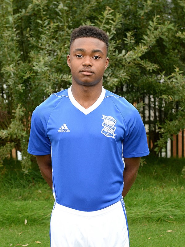 Aden  George - forward - U18s