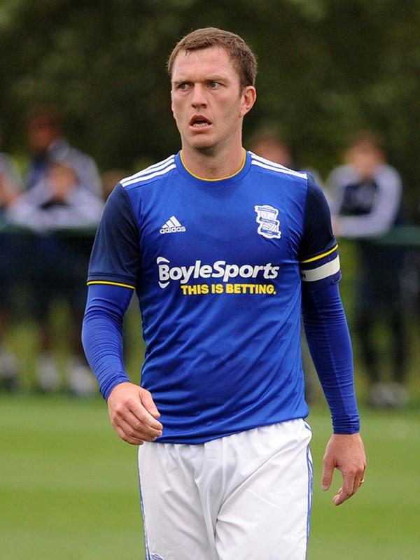 8 - Craig Gardner - midfielder - Men's