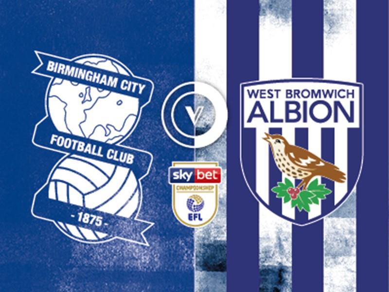 Image result for Birmingham City vs West Bromwich