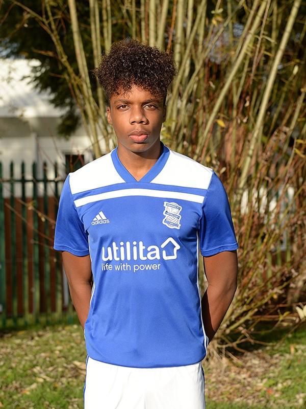 Kane Thompson-Sommers - midfielder - U18s
