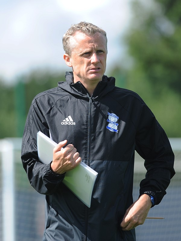 Richard Beale - senior professional development coach - U23s