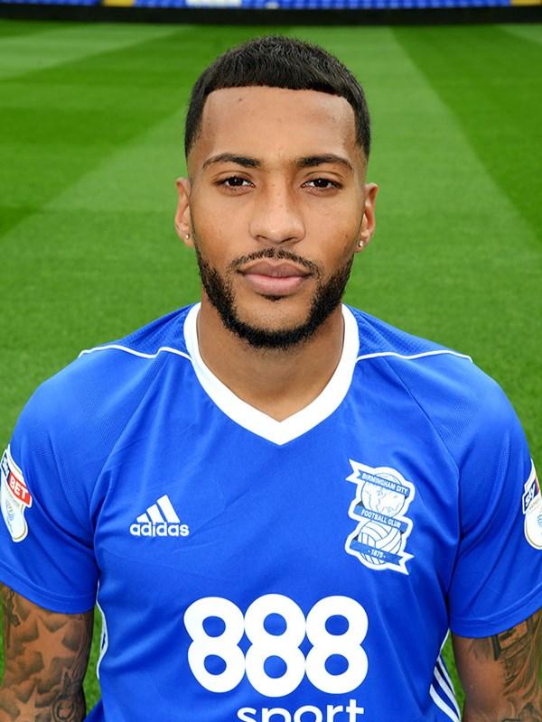 26 - David Davis - midfielder - First Team