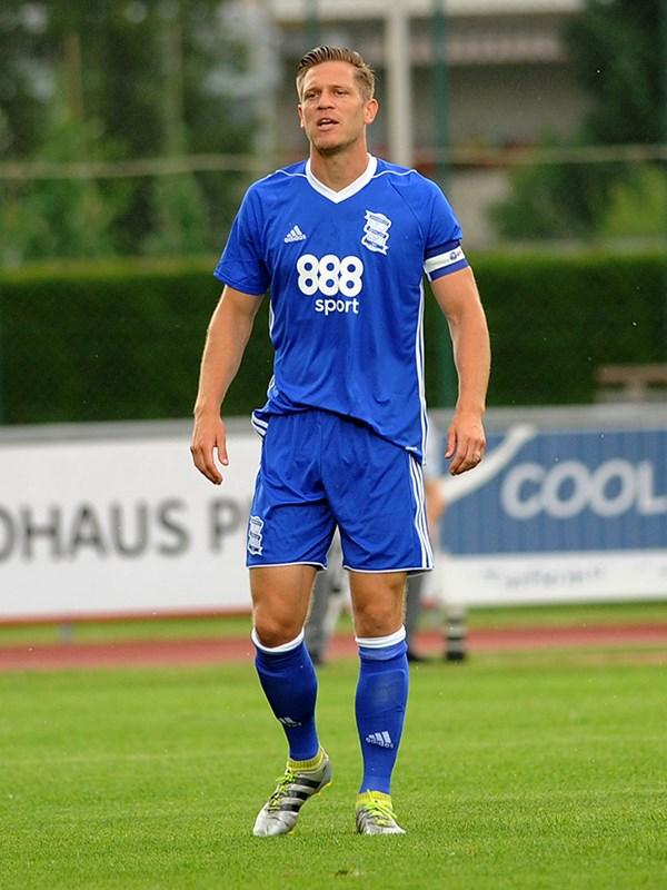 28 - Michael Morrison - defender - First Team
