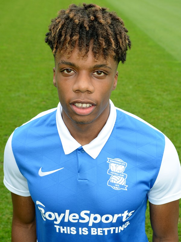 Kane Thompson-Sommers - midfielder - U23s