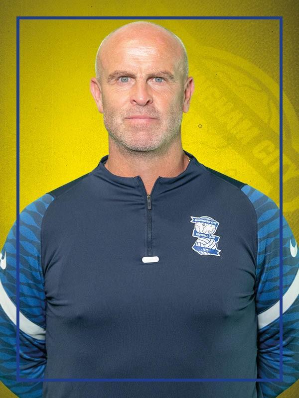 Tony Elliott - assistant head coach - Women's