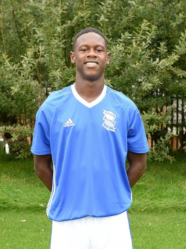 Tate Campbell - midfielder - U18s