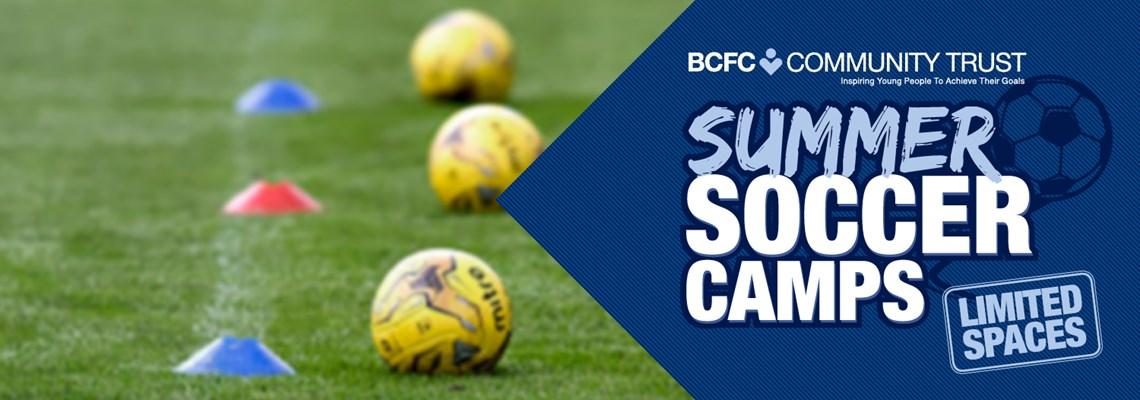 Bcfc Community Trust Summer Football Camps Birmingham City