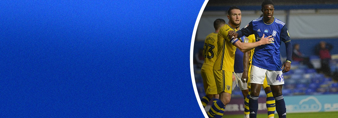Jayden Reid made his Blues First Team debut on Wednesday