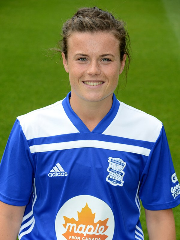 4 - Hayley Ladd - defender - Women's