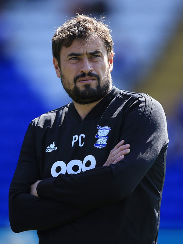Pep  Clotet  - assistant manager - Men's