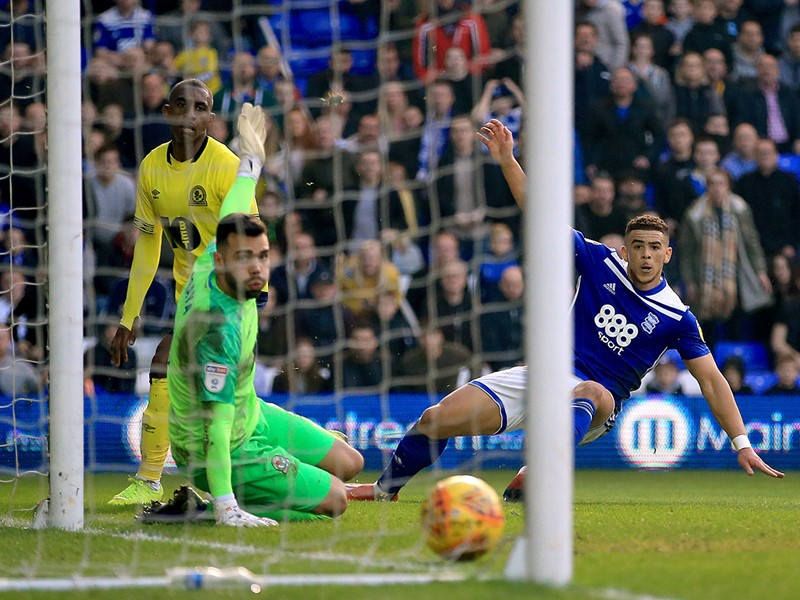 Che Adams netted a brace at the weekend.