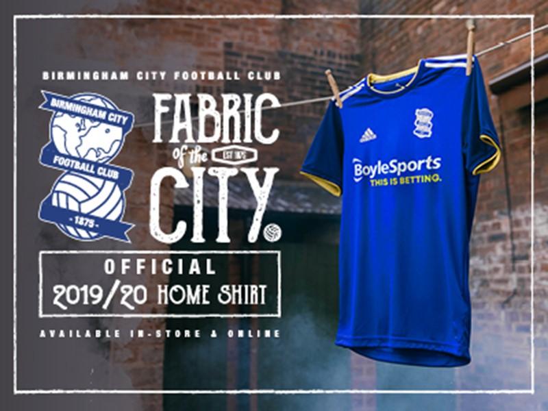 2019 20 Birmingham City Football Club