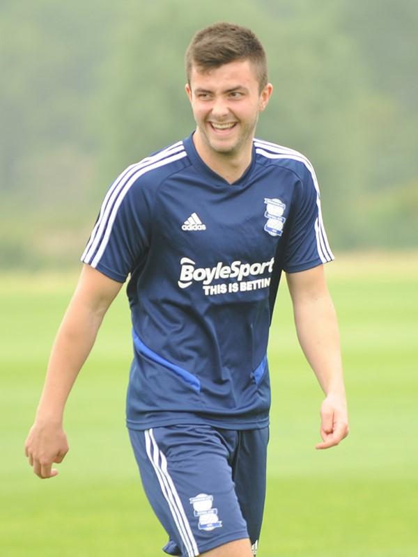 Ben Forrest - defender - U23s