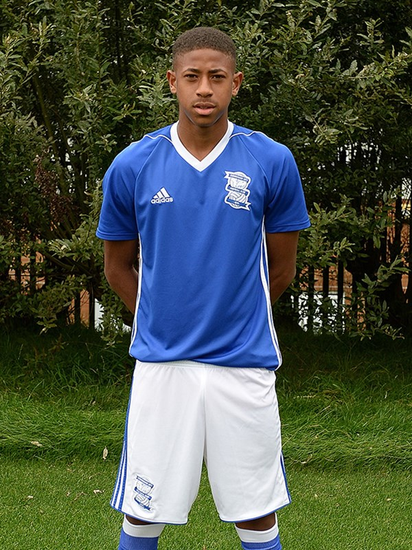 Tai-Reece Chisholm - midfielder - U18s