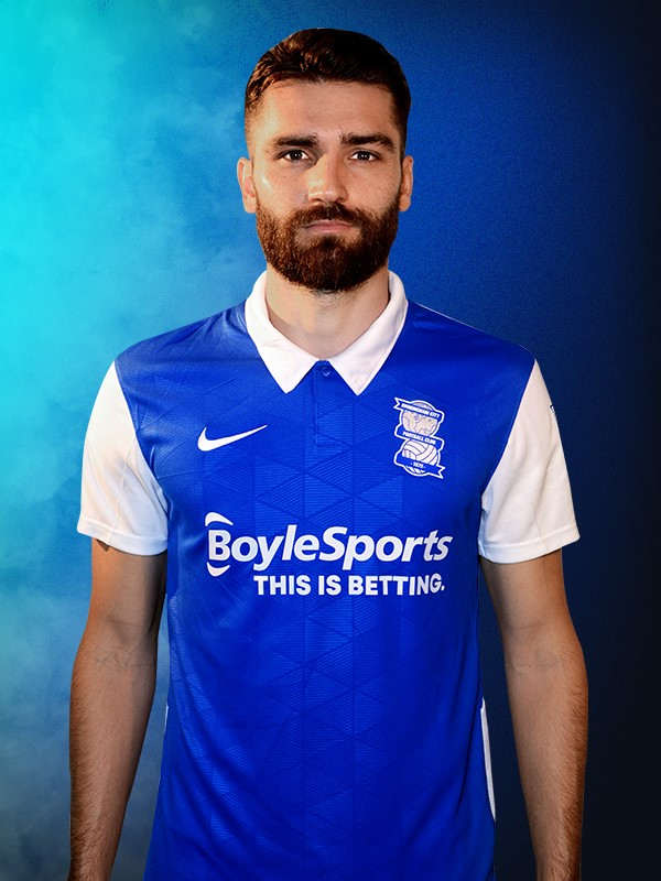 23 - Jon  Toral - midfielder - Men's