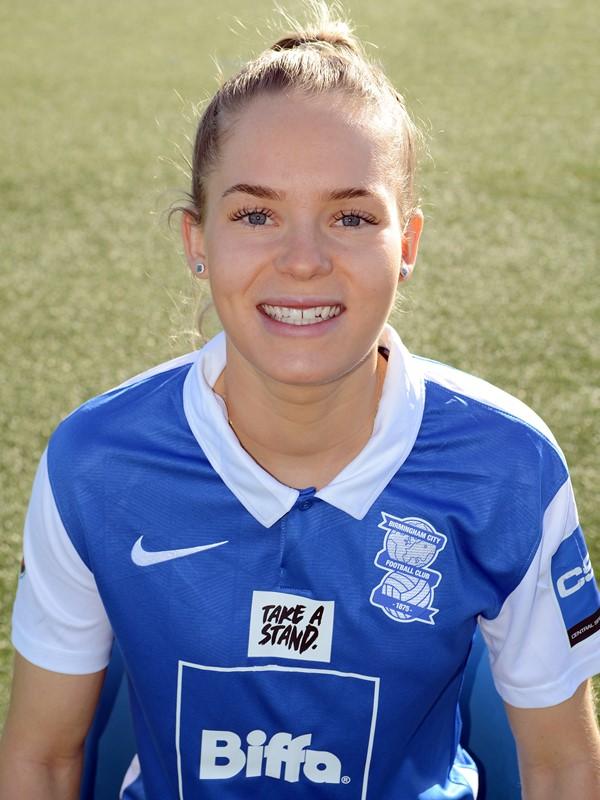 22 - Constance Scofield - midfielder - Women's